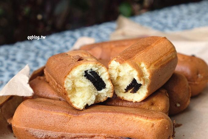 1513163288 d4122a11c711ec3fa9feebe41fb07b16 - 台中清水︱Maji 瑪吉雞蛋糕.長條造型包餡的雞蛋糕,一共有六種口味現點現做,份量大口感紮實