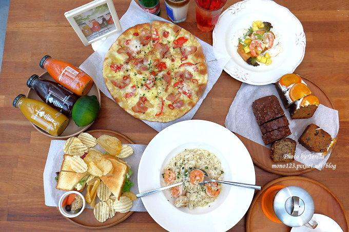 彰化員林︱希拉歐式輕食餐廳.員林人氣餐廳推薦,早午餐、沙拉、義大利麵、燉飯、三明治通通有~ @QQ的懶骨頭