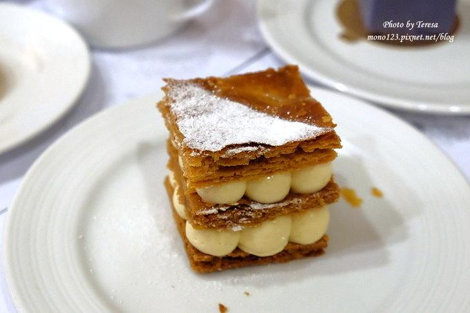 台中北區︱Le ChouettePatisserie 歐貝納法式甜點.貴婦界的甜點,千層派好吃,只是價格高貴了點… @QQ的懶骨頭