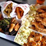 台中大坑︱豬頭三的店 炸粿/大骨筍湯/豬頭.大坑超人氣小吃,有炸物和美味的大骨筍湯 @QQ的懶骨頭