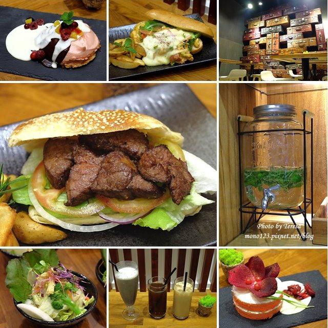 台中西區︱巴特三店 BUTTER Brunch&Cafe.餐點主打台灣少見的可雷拉特起司堡、帕芙洛娃甜點,近草悟道、勤美商圈(已歇業) @QQ的懶骨頭