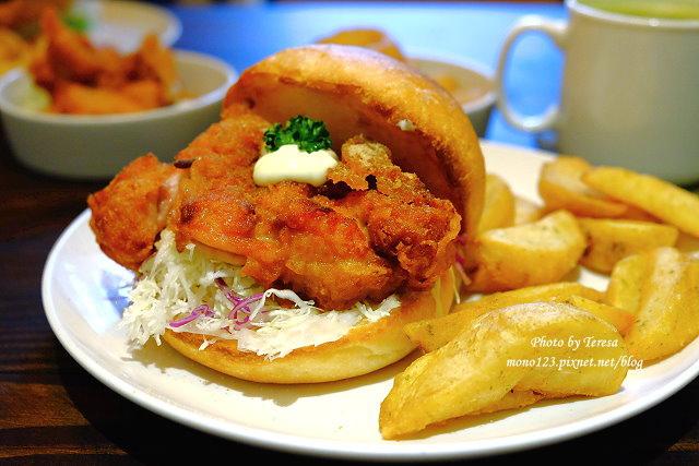 台中西區︱for Farm Burger 田樂@公正小巷店.承襲以往老宅的風格設計感更上層樓,地點也更隱密,餐點還是一樣有水準 @QQ的懶骨頭