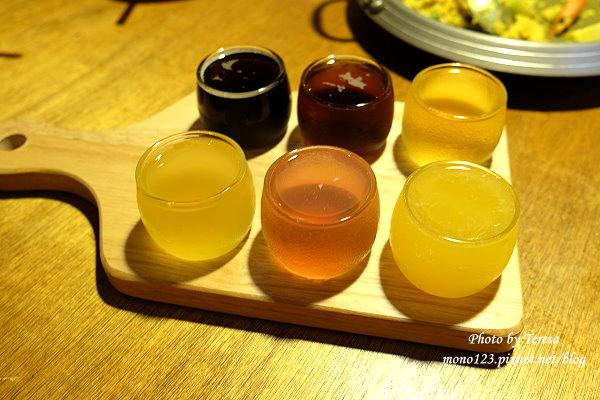 台中西區︱路德威手工啤酒餐廳.三五好友聚在一起談天說地,微醺的夜晚變的很迷人 @QQ的懶骨頭