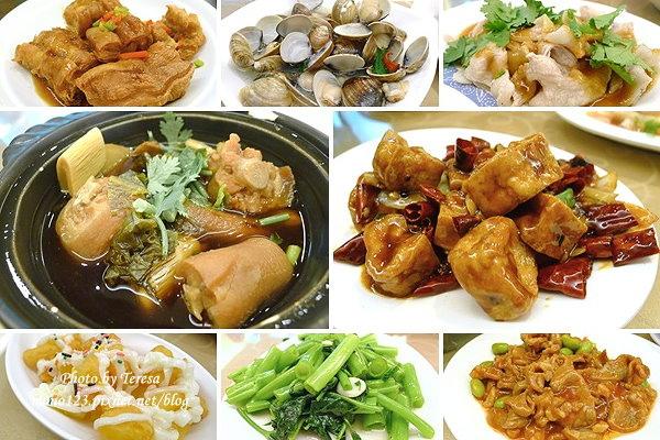 台中西區︱十分有味 川菜吃到飽.N訪,菜色雖然變少了,但美味依舊(已歇業) @QQ的懶骨頭