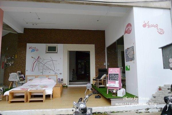【台中西區.下午茶】Mapper Cafe 脈博咖啡.韓系風格的咖啡店 @QQ的懶骨頭