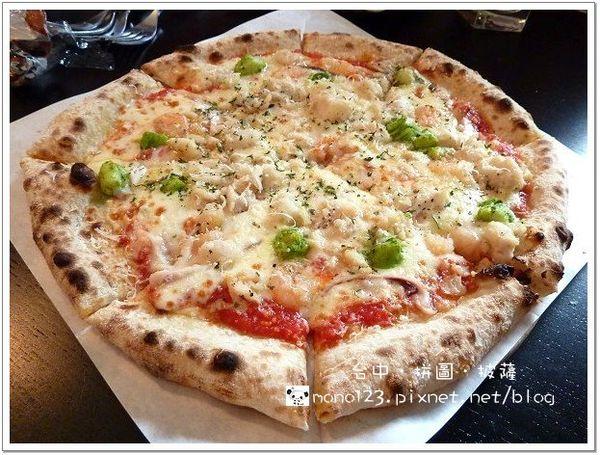 【台中餐廳】PUZZLE Pizza 拼圖.披薩.搬新家並改名為拼圖食庫 @QQ的懶骨頭