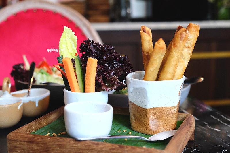 1524503087 5bde1007d6d57b04bec0c2f62f992520 - 台中西屯︱Woo Taiwan@台中平方米店,在宮廷風格的餐廳中享用泰式料理,不用飛到清邁也能品嚐到正宗的泰北料理