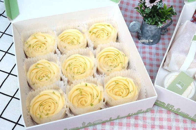 1528905398 21c05c69f73d795c5a39d7e788596e40 - 台中團購Cream Tea.如夢幻般的美味玫瑰花造型檸檬塔,每日限量製作,一等數月是常態,想吃真的要有耐心,食尚玩家報導