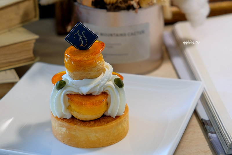 彰化員林︱法蕾熊手工經典舒芙蕾.宛如在法式宮廷的用餐環境,甜點吸睛也好吃 @QQ的懶骨頭