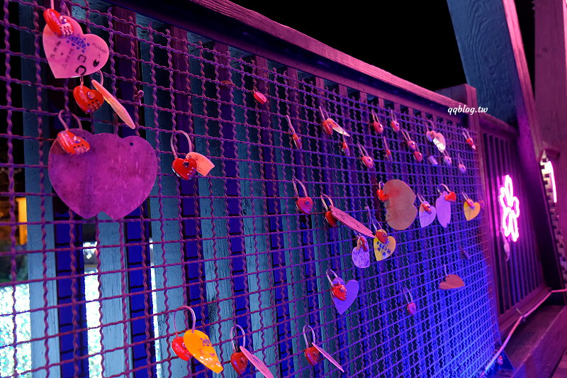 台中石岡︱臺中石岡花漾藝術節.109/12/26~110/2/28登場,7大主題燈區,山城亮起來 @QQ的懶骨頭
