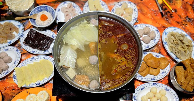 【台中大坑】心之芳庭.「Chin-Chin親親我的家」用餐篇 @QQ的懶骨頭
