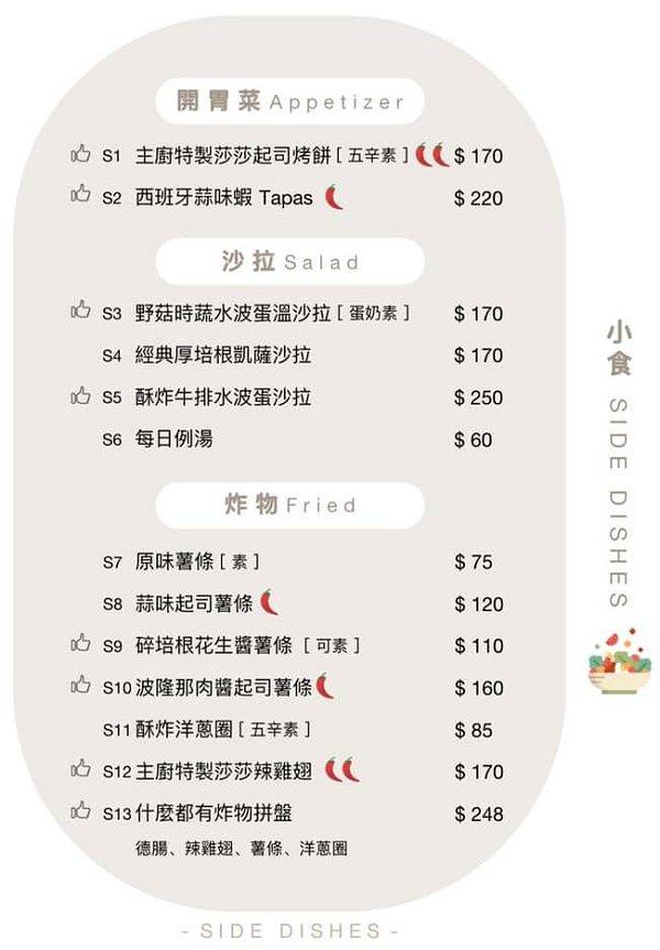 台中北區︱嚼食 noms 學士店,清新風格適合多人聚餐,近中國醫藥學院、中友百貨 @QQ的懶骨頭