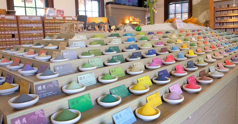 台南安平︱夕遊出張所.366種彩色生日鹽,尋找屬於自己的生日鹽,安平旅遊景點推薦 @QQ的懶骨頭