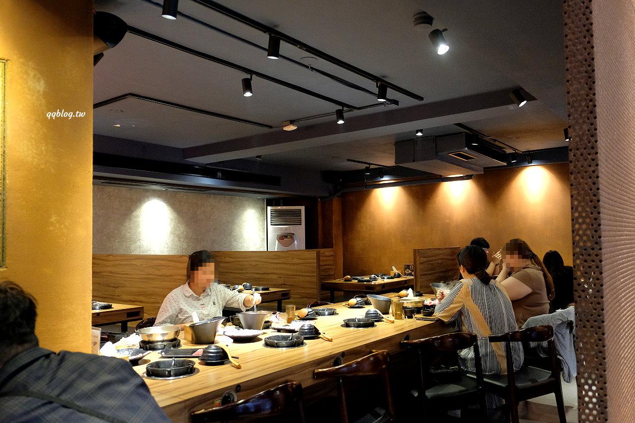 台中北區︱出雲鍋物.湯底選擇性多,還有溫補的麻油系列,台中小火鍋推薦 @QQ的懶骨頭