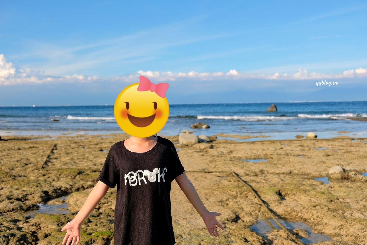 屏東琉球︱小琉球潮間帶導覽,認識小琉球海洋生態,適合全家大小一起參加 @QQ的懶骨頭