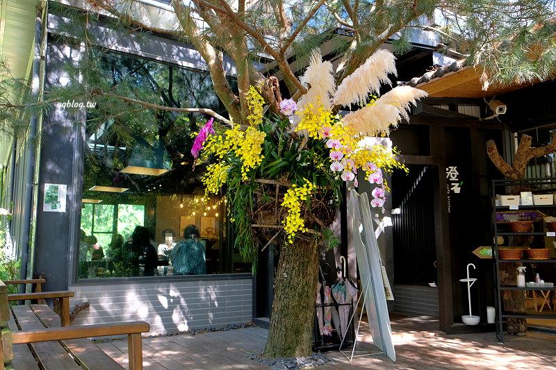 台中北屯︱鹿寮享自在 Deer Farms.玻璃屋景觀餐廳,餐點精緻吃的是食物的原味 @QQ的懶骨頭
