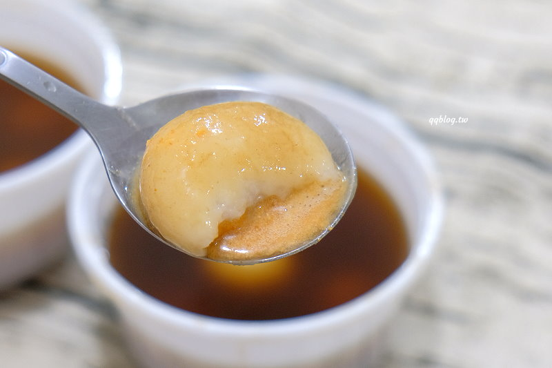 台中豐原︱傳承黑糖豆花.10:00出攤的深夜人氣豆花,廟東夜市旁 @QQ的懶骨頭