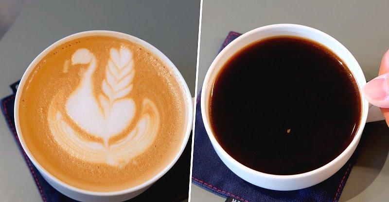 台中西區︱Coffee Stopover Black.結合元氣唱片的文青咖啡館,Big 7 Travel 選為台灣25間最佳咖啡館 @QQ的懶骨頭