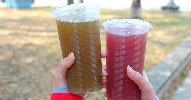 台南中西區︱下大道青草茶.清涼清暑又解渴,每次都要外帶好幾杯 @QQ的懶骨頭