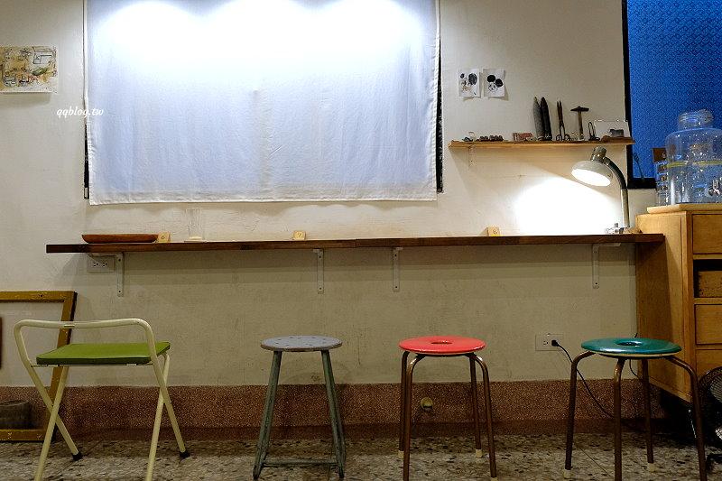 台中北屯︱Kichi.隱藏在小巷弄內的人氣厚鬆餅,膨鬆軟綿又輕柔,台中好吃鬆餅推薦 @QQ的懶骨頭