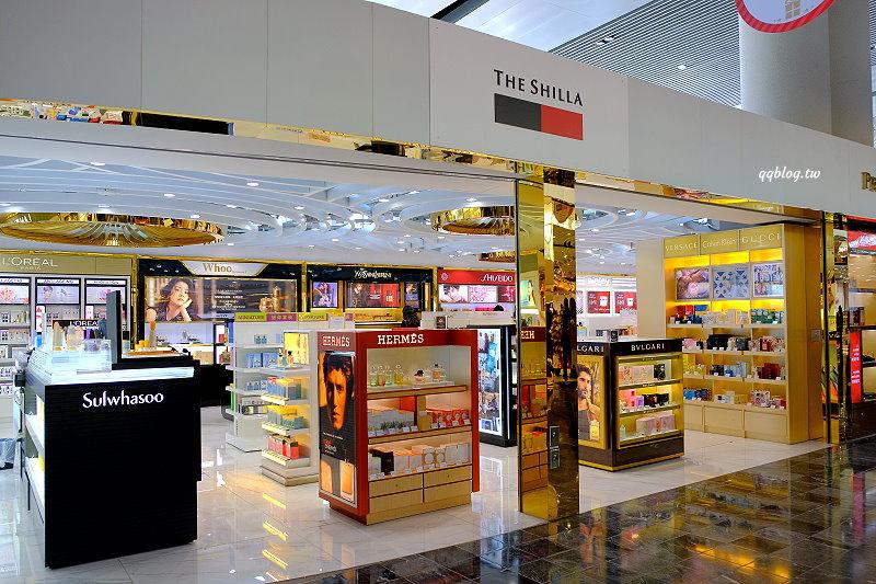 澳門︱澳門國際機場.美食街、免稅商店一次逛個夠 @QQ的懶骨頭