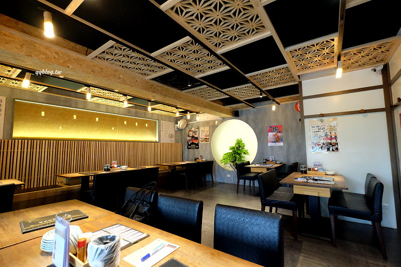 台中東區︱羽笠食事處.餐點選擇性多,無菜單料理豐富又好吃,最推炙燒海鮮丼 @QQ的懶骨頭