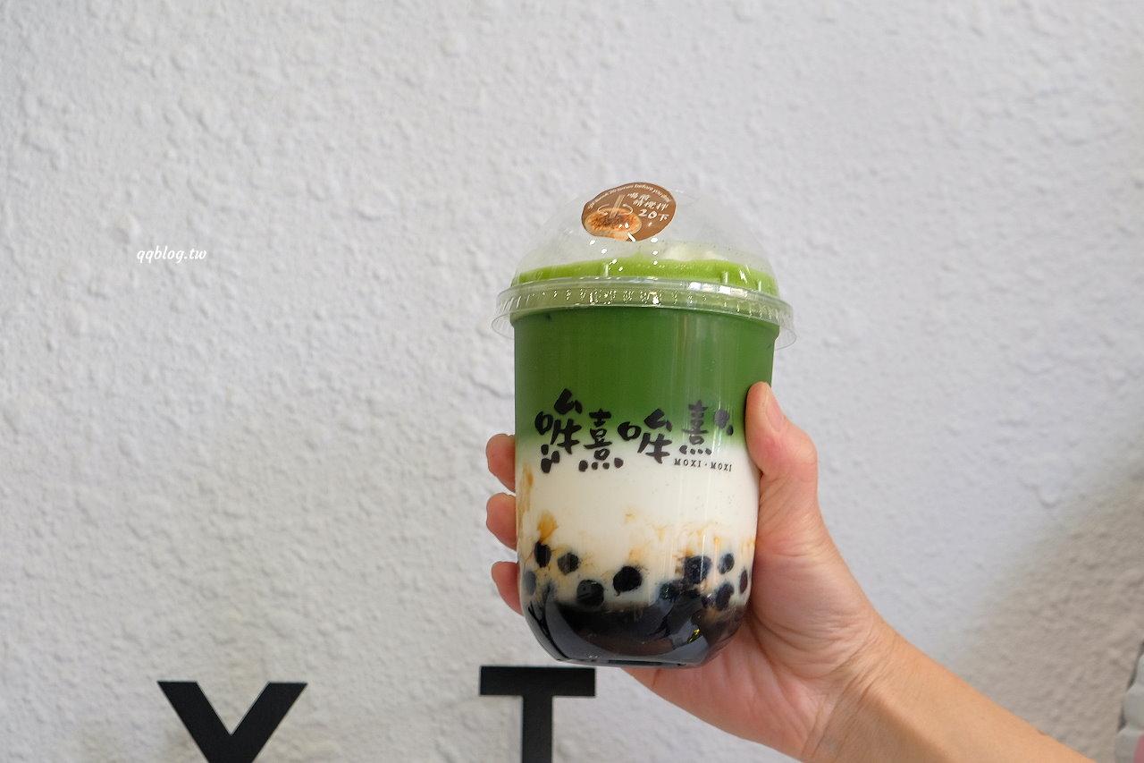 台中西區︱哞熹哞熹.來自台南的手搖飲品,採用鮮乳坊小農鮮奶,黑糖珍珠香氣濃郁又香甜 @QQ的懶骨頭