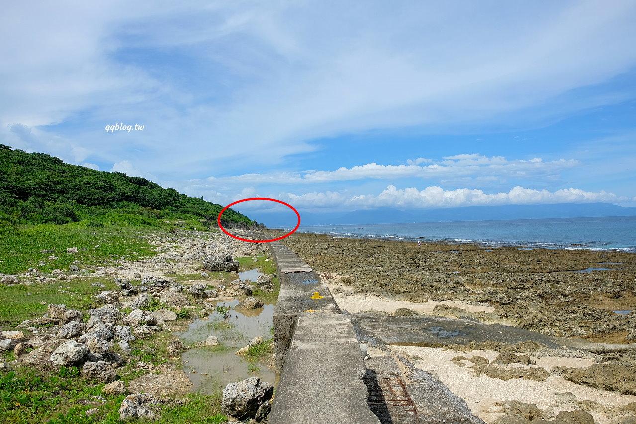 屏東琉球︱網美老木.漂流木搭建而成的IG打卡秘境,小琉球私房景點推薦 @QQ的懶骨頭