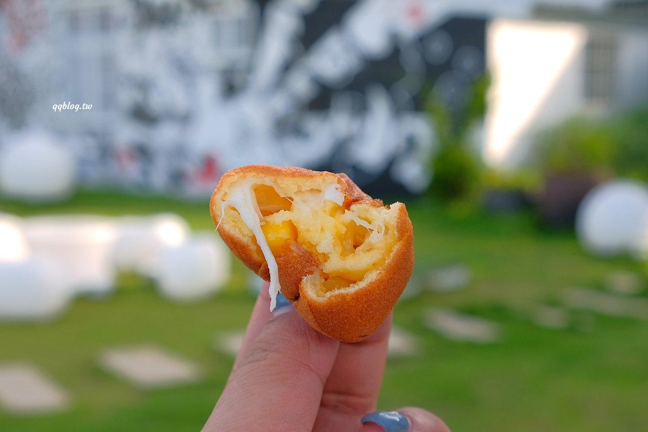 屏東琉球︱小熊雞蛋糕/海龜燒.現點現做香氣十足,下午茶來一份很剛好 @QQ的懶骨頭