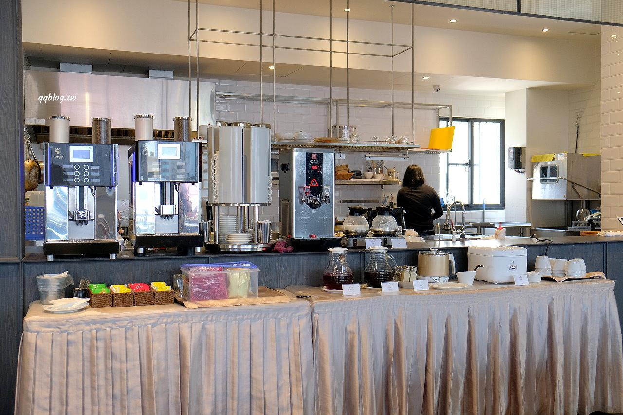 台南住宿︱Hotel de L'eau  安平留飯店.法式典雅清新風格,早餐很有水準,台南住宿推薦 @QQ的懶骨頭