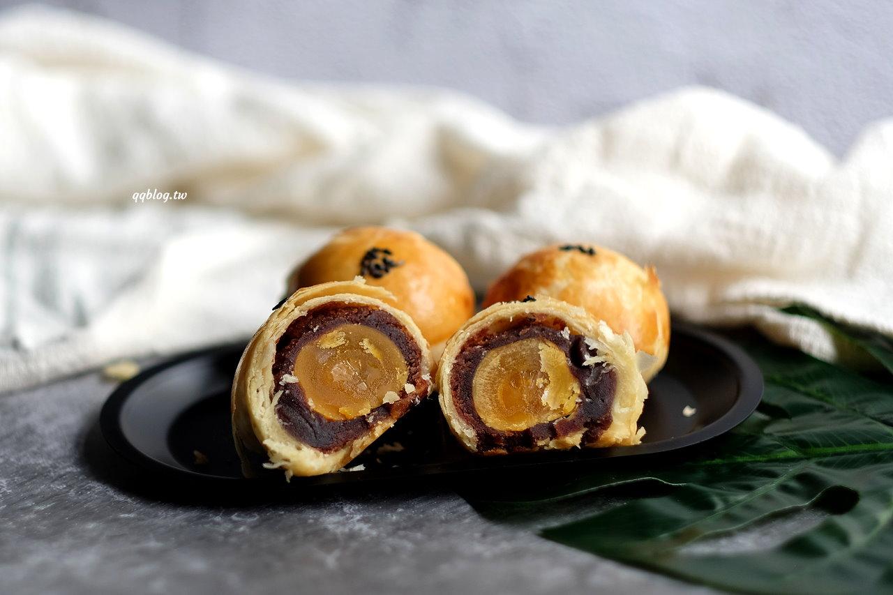 台中太平︱蛋黃家 蛋黃酥專賣.太平人氣蛋黃酥,採用自家醃製的紅土鹹蛋黃 @QQ的懶骨頭
