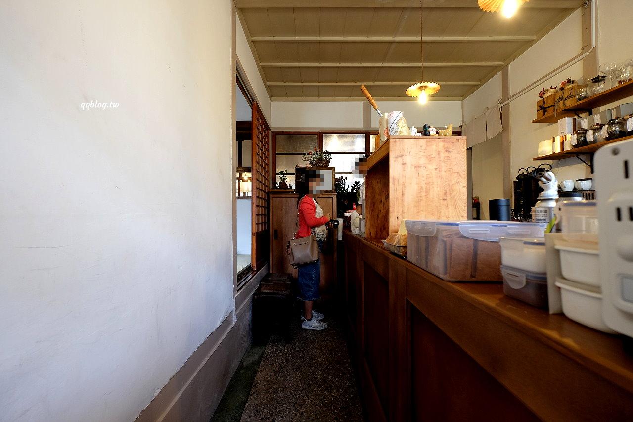 嘉義東區︱雪後煎茶1994.在日式老宅裡享用美味甜點,全預約制只開放LINE訂位,嘉義甜點推薦 @QQ的懶骨頭