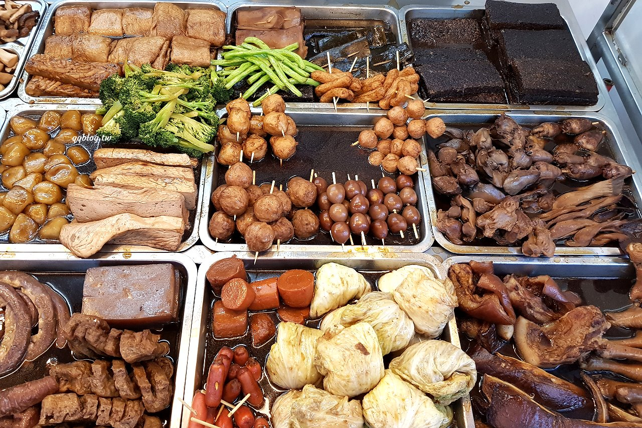 台中豐原︱健康滷味(蘇記).豐原超人氣熱滷味,口味選擇性多,每一口都是好滋味,近豐原太平洋百貨 @QQ的懶骨頭